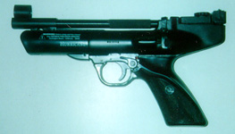 picture of the Hurricane pistol