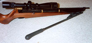 picture of the daystate sportsman lever